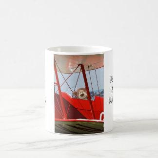 Flying Teddy Bear Mug