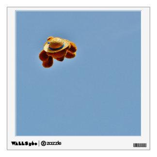Flying Teddy Wall Sticker