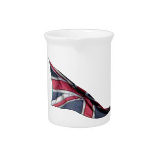 Flying the Flag for Britain Union Jack Pitchers