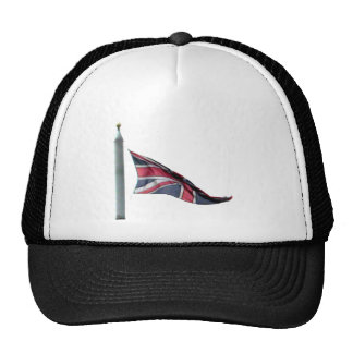 Flying the Flag for Britain Union Jack Trucker Hat