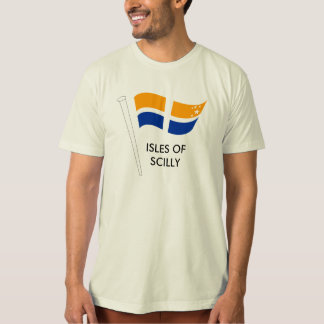 Flying the Scillonian Cross T-Shirt
