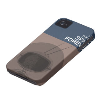 Flying through space iPhone 4 Case-Mate case