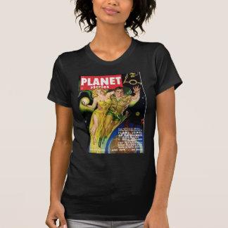 Flying Throught the Galaxy T-Shirt
