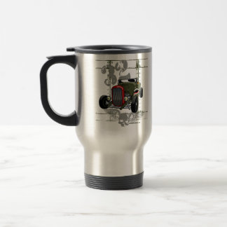 Flying Tiger 32 Deuce Tribute Coffee Mug