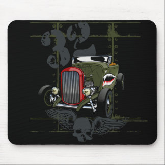 Flying Tiger 32 Deuce Tribute Mouse Pad