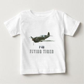 Flying Tiger Baby T-Shirt