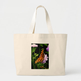 Flying Tiger Butterfly Tote Bags