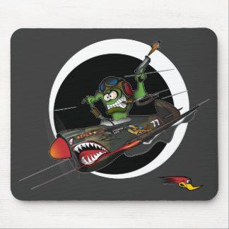 Flying Tiger Mousepad
