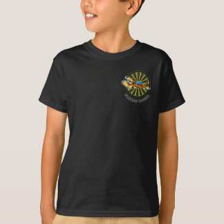 flying-tiger-patch T-Shirt