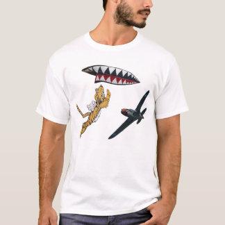 Flying Tiger - Teeth T-Shirt