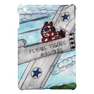 Flying Tigers Airlines Case For The iPad Mini