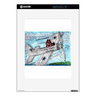 Flying Tigers Airlines Skins For The iPad