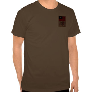 Flying Tigers Blood Chit T-shirt