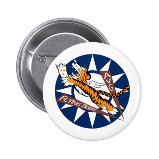 Flying Tigers Pinback Button