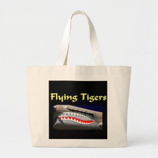 Flying Tigers Canvas Bags