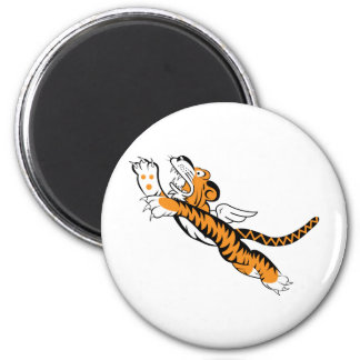 Flying Tigers Iman De Nevera