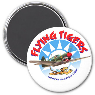 Flying Tigers Imanes