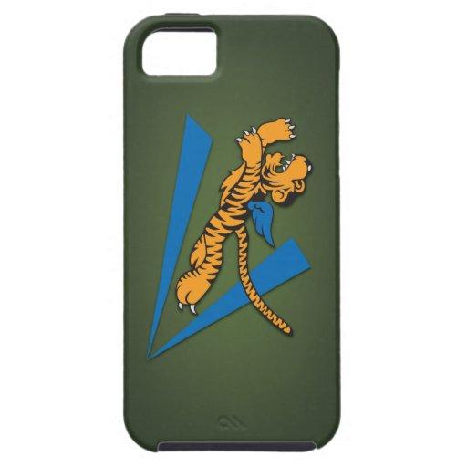 Flying Tigers iPhone 5 Fundas