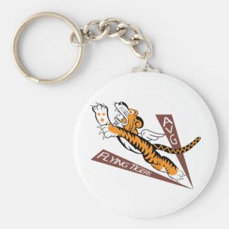Flying Tigers Keychain