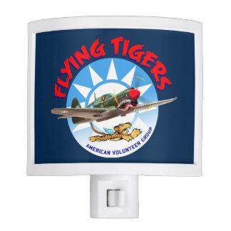 Flying Tigers Night Light