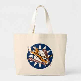 Flying Tigers Tote Bags