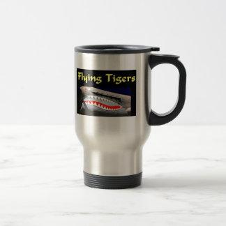 Flying Tigers Travel Mug