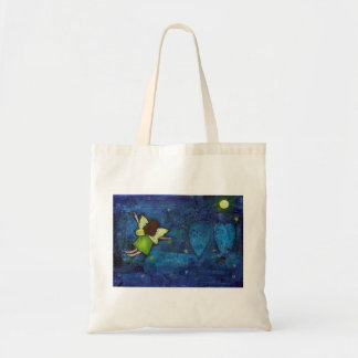 Flying to the moon bags