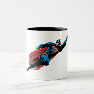 Flying to the right - Comic Mugs