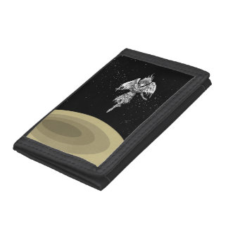 Flying Trifold Wallet