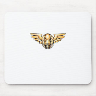 Flying Trilobite Mouse Pad