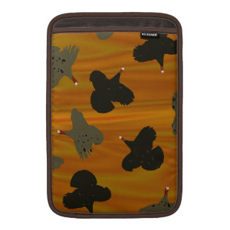 Flying Turkey Sunset Sleeve For MacBook Air