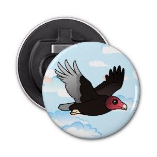 Flying Turkey Vulture Bottle Opener