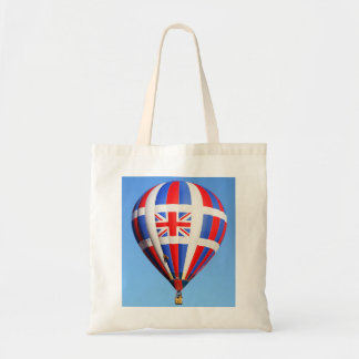 Flying UK Tote Bag