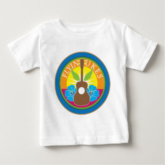 Flying Ukes Baby T-Shirt