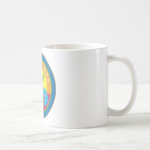 Flying Ukes Coffee Mug