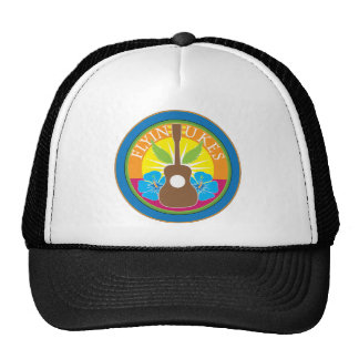 Flying Ukes Mesh Hats