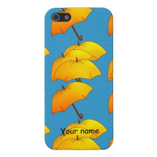 Flying umbrellas iPhone SE/5/5s case
