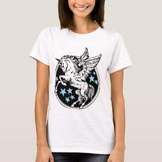 Flying Unicorn Pegasus Tshirt