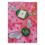 Flying Watermelon CARD