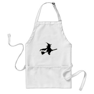 """""""Flying Witch"""" Apron"""