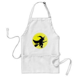 Flying Witch Aprons