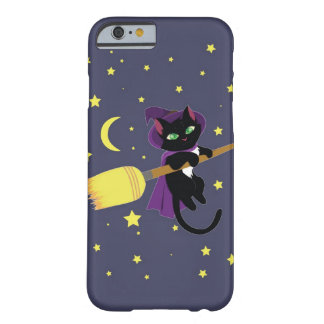 Flying Witch Cat Barely There iPhone 6 Case