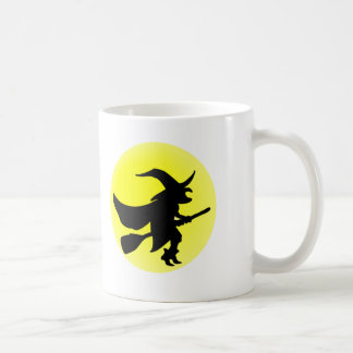 Flying Witch Mugs