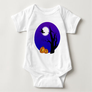 Flying Witch Series Baby Bodysuit