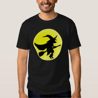 Flying Witch T Shirt