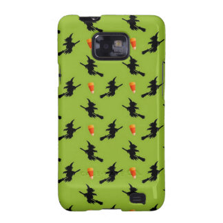 Flying Witches and Candy Corn.jpg Samsung Galaxy S2 Covers