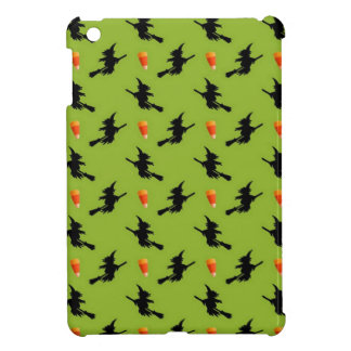 Flying Witches and Candy Corn.jpg iPad Mini Covers
