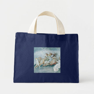 Flying With The Fish Tote Bag