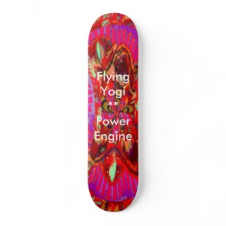Flying Yogi Power Engine Skate Boards