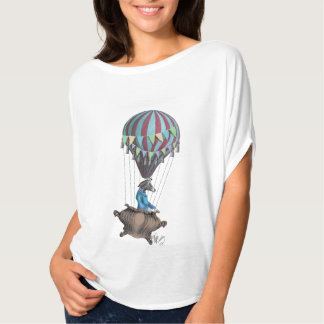 Flying Zebra T-Shirt